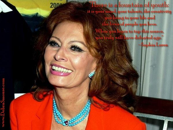 Sophia Loren Wisdom (P...