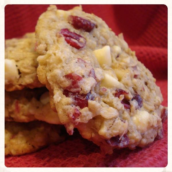 cranberryoatmealcookies